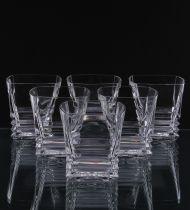 Комплект за уиски Мария, кристал, 7 части, Crystal Bohemia 7841 - Pochehli