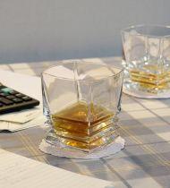 Комплект за уиски Мария, кристал, 7 части, Crystal Bohemia 7928 - Pochehli