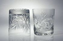 Кристални чаши за алкохол Моника 5520 - Pochehli
