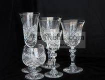 Кристални чаши на столче Зорница 7225 - Pochehli