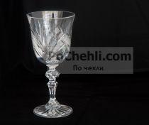 Кристални чаши за червено вино Зорница