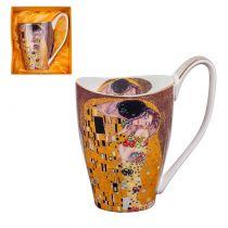 Порцеланова чаша за топли напитки Целувката, Lancaster