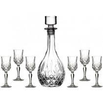 Гарафа + чаши за ракия Опера 6951 - Pochehli