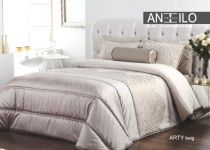 Шалте за спалня Arty Beig, Antilo Textil Испания