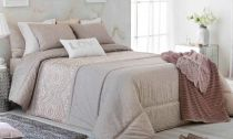 Шалте за спалня Bonay Rosa, Antilo Textil Испания