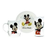 Детски сервиз за хранене Luminarc Minnie Mouse, Disney 31875