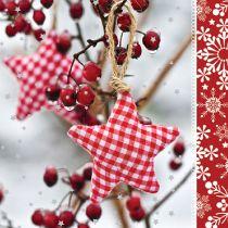 Коледни салфетки Звездичка