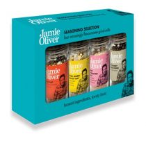 Подправките на Джейми, комплект от 4 вида, Jamie Oliver