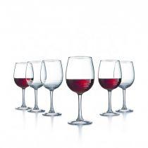 Чаши за червено вино Luminarc Harena, 3 * 360 мл