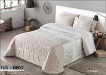 Шалте за спалня Iona Beig, Antilo Textil Испания