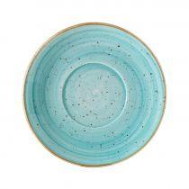 Порцеланова подложна чиния Aqua 17 см, Bonna Турция 6422 - Pochehli