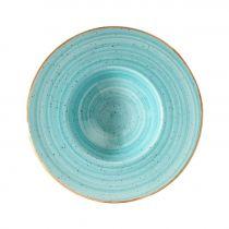 Порцеланова чиния за паста Aqua 28 см, 400 мл, Bonna Турция 6313 - Pochehli