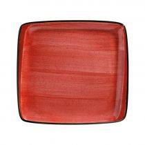 Порцеланова чиния правоъгълна Passion 15x14 см, Bonna Турция 6177 - Pochehli