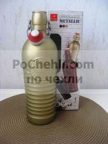 Бутилка с метален механизъм Officina 1825 Oro, Bormioli Rocco 7407 - Pochehli