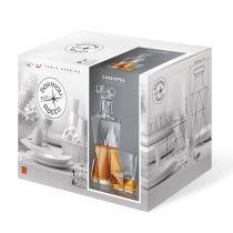 Комплект за уиски Cassiopea, Bormioli Rocco