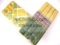 Подложки за хранене + платнени салфетки, зелено и жълто 6737 - Pochehli