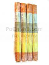 Подложки за хранене + платнени салфетки, цветно рае 5534 - Pochehli