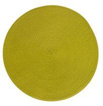 Подложки за хранене кръг, светло зелени, 6 бр. 8823 - Pochehli
