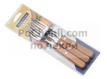 Вилица с дървена дръжка, 3 бр., Dynamic Tramontina  5318 - Pochehli