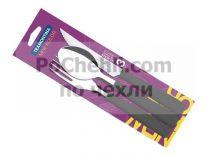 Прибори за хранене с черни дръжки, 3 части, New Kolor Tramontina  5895 - Pochehli