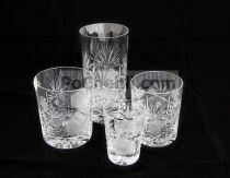 Кристални чаши серия Поморие 6313 - Pochehli