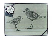 Комплект подложки за сервиране, 4 бр., Sandpiper, David Mason Design