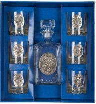 Комплект за уиски Грозд, Artina Австрия 11680 - Pochehli