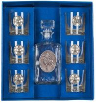 Комплект за уиски Конник и розета, Artina Австрия 11953 - Pochehli