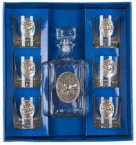 Комплект за уиски Кораб, Artina Австрия 12176 - Pochehli