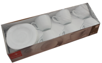 Сервиз за кафе и чай Парма 12 части, Bormioli Rocco 28872 - Pochehli