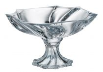 Фруктиера Нептун 33 см, Crystalite Bohemia