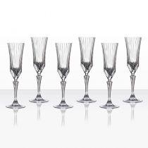 Чаши за шампанско Adagio RCR 6505 - Pochehli