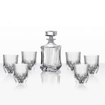Комплект за уиски Adagio, RCR Cristalleria Italiana