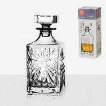 Гарафа за уиски Oasis, RCR Cristalleria Italiana 7627 - Pochehli