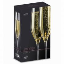 Чаши за шампанско Bohemia Amoroso 7477 - Pochehli