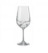 Bohemia чаши за бяло вино Turbulence