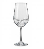 Bohemia Turbulence чаши за вино 550 мл