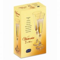 Ритуални чаши Виктория, 180 мл, Crystalex Bohemia 6127 - Pochehli
