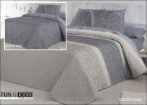 Шалте за спалня CELINA beig, двустранно, Antilo Textil Испания