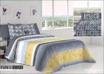 Шалте за спалня ENORA, двустранно, Antilo Textil Испания