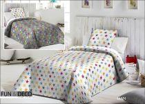 Шалте за спалня LIAN, двустранно, Antilo Textil Испания