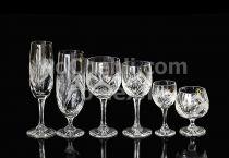 Кристални чаши на столче Рамона 7009 - Pochehli