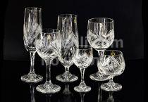 Кристални чаши, рязан кристал Рамона 8387 - Pochehli