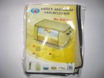 Калъф за съхранение на дрехи с цип 60 * 45 * 30 см