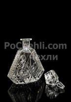 Кристална гарафа за алкохол Бохемия 6055 - Pochehli