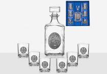Юбилей 50, подаръчен комплект от 7 части с розета, Artina Австрия 5484 - Pochehli