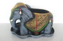 Саксия слон голям