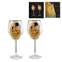 Чаши за червено вино Целувката 6963 - Pochehli