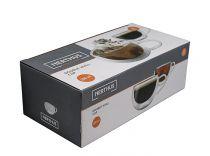Двустенни стъклени чаши за кафе и чай Nerthus, 2 бр. по 200 мл, Vin Bouquet Испания 5737 - Pochehli