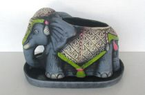 Саксия слон малък